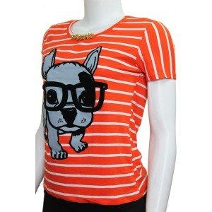 Camiseta Feminina | CA10OR