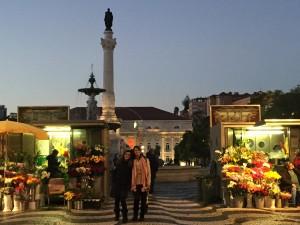 lisboa-portugal-praça-comercio