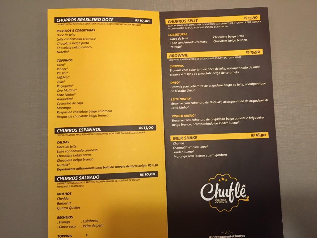 chufle-menu-criciúma-onde-comer