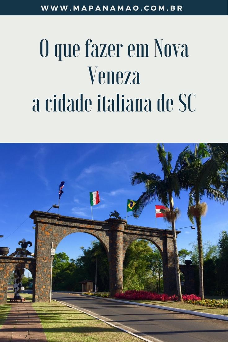 Nova Veneza (SC) é um pedacinho da Itália no Sul do Brasil e um pedacinho de céu também. Neste post trazemos o que fazer em Nova Veneza SC. Desfrute-a!