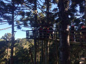 Tirolesa do Snow Valley - Serra do Rio do Rastro (SC): descubra este destino incrível