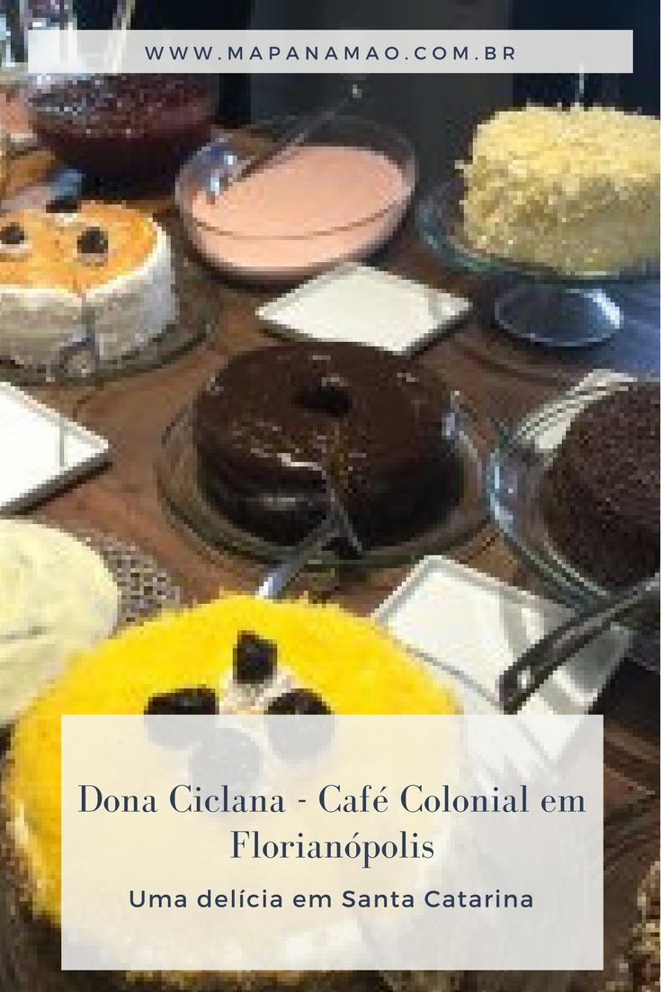 dona ciclana café colonial em florianópolis