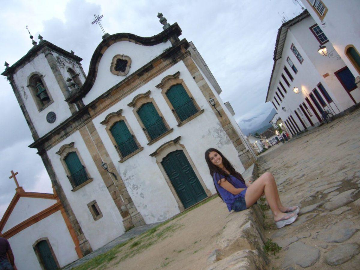 o que fazer em Paraty centro histórico
