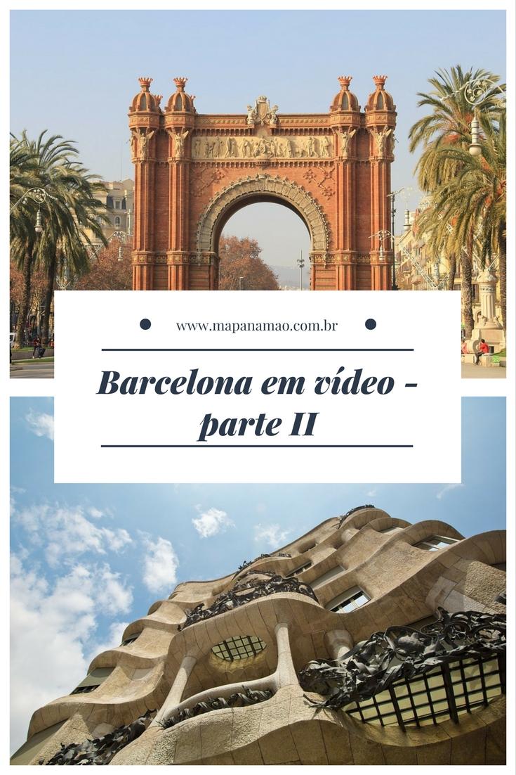 barcelona em vídeo