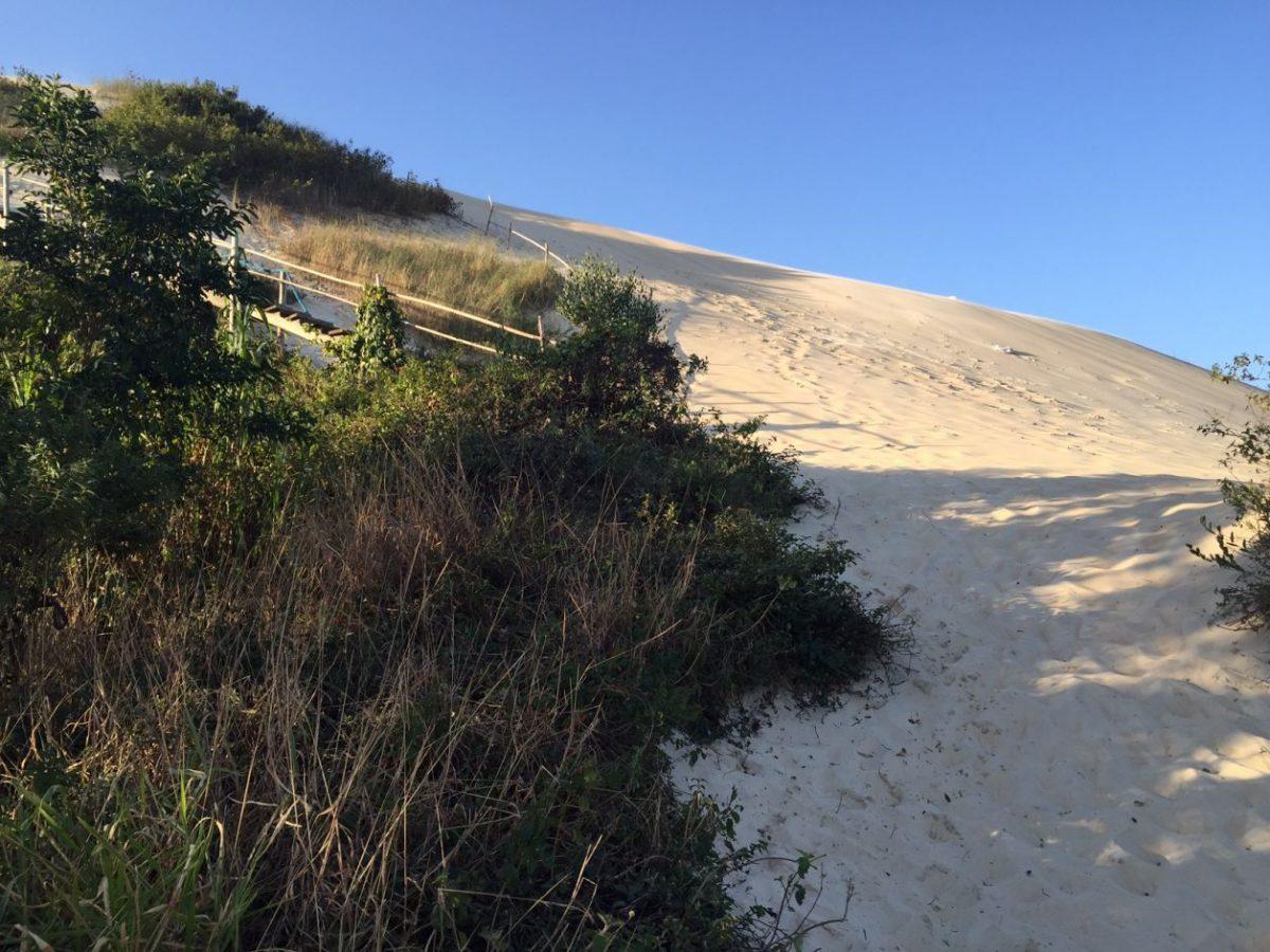 o que fazer em Garopaba dunas