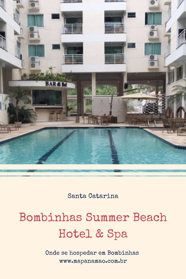 bombinhas summer beach hotel e spa