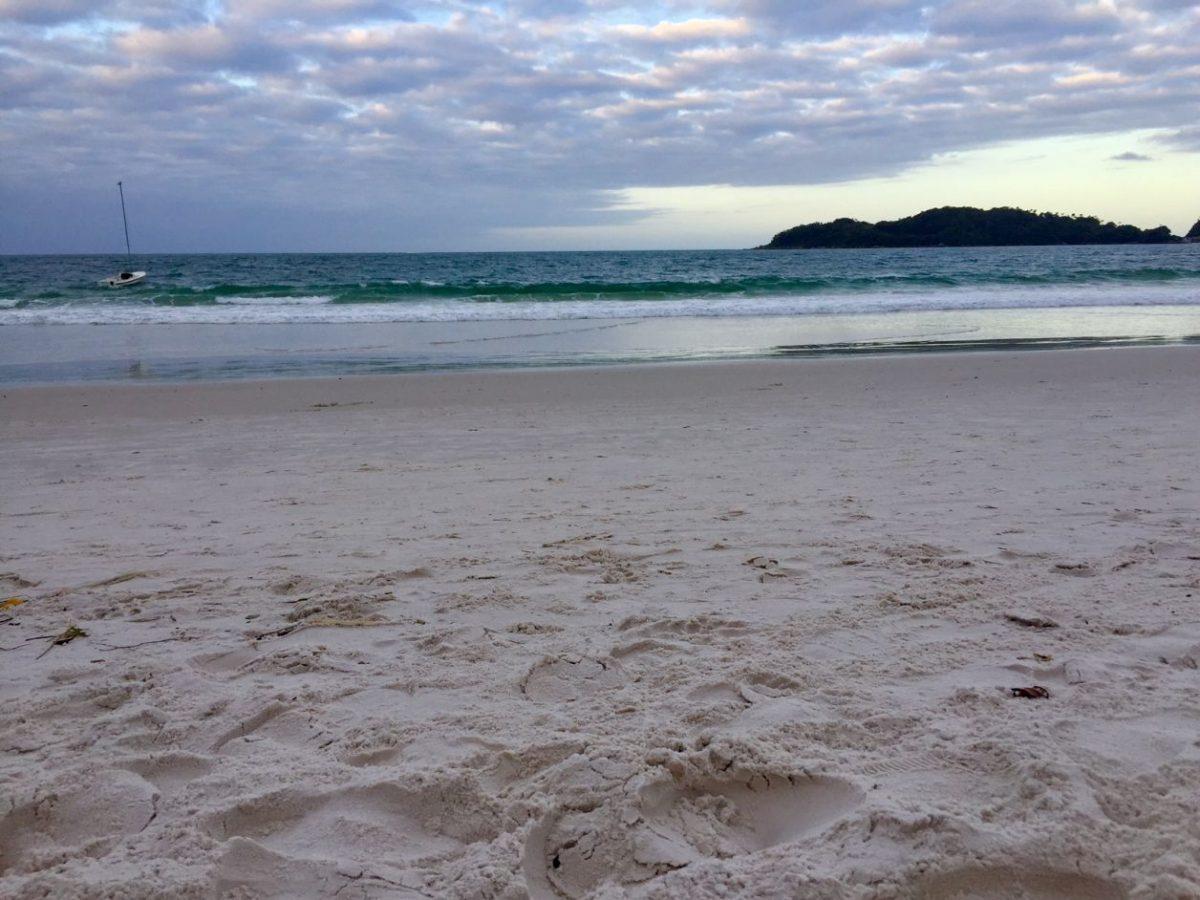 praias de Santa Catarina bombinhas