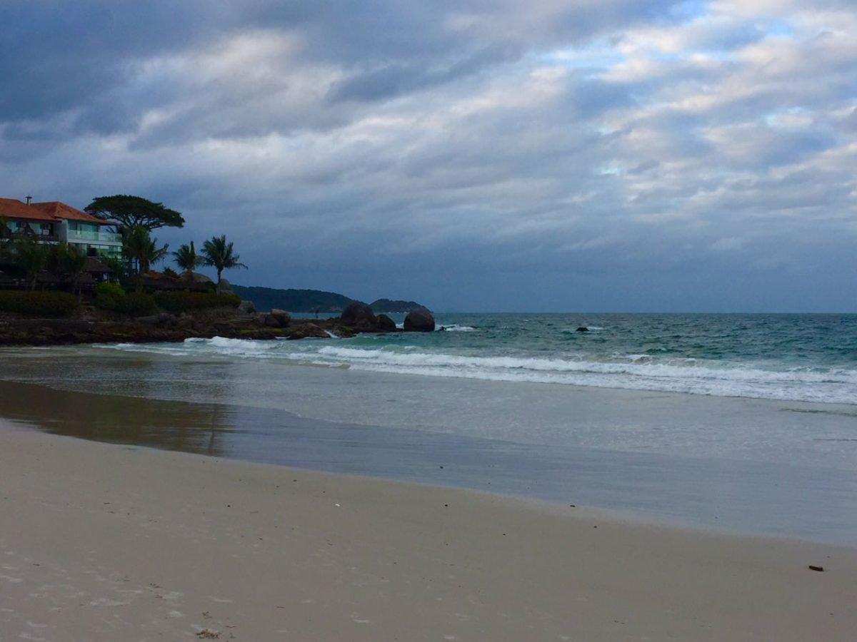 praia de bombinhas
