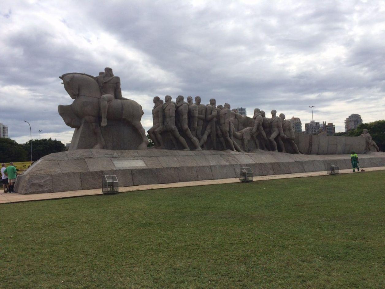 Monumento às Bandeiras - O que fazer em Sao Paulo: roteiro sao paulo - 1 dia pelas 7 melhores atrações