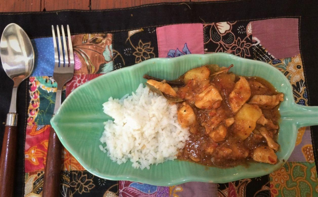 Curry delicinha!