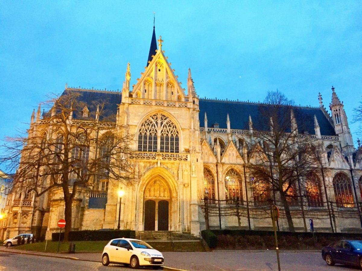 igreja notre dame bruxelas