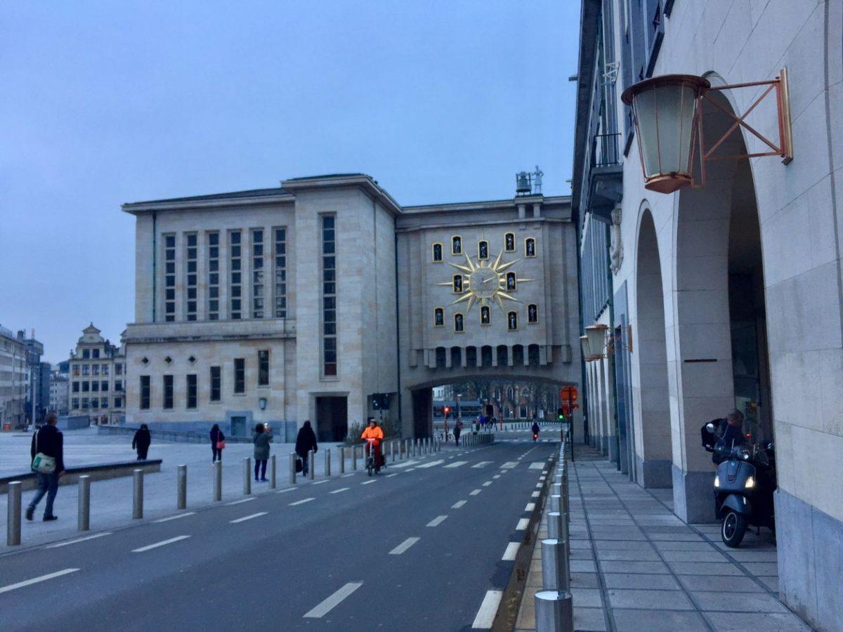 turismo em bruxelas