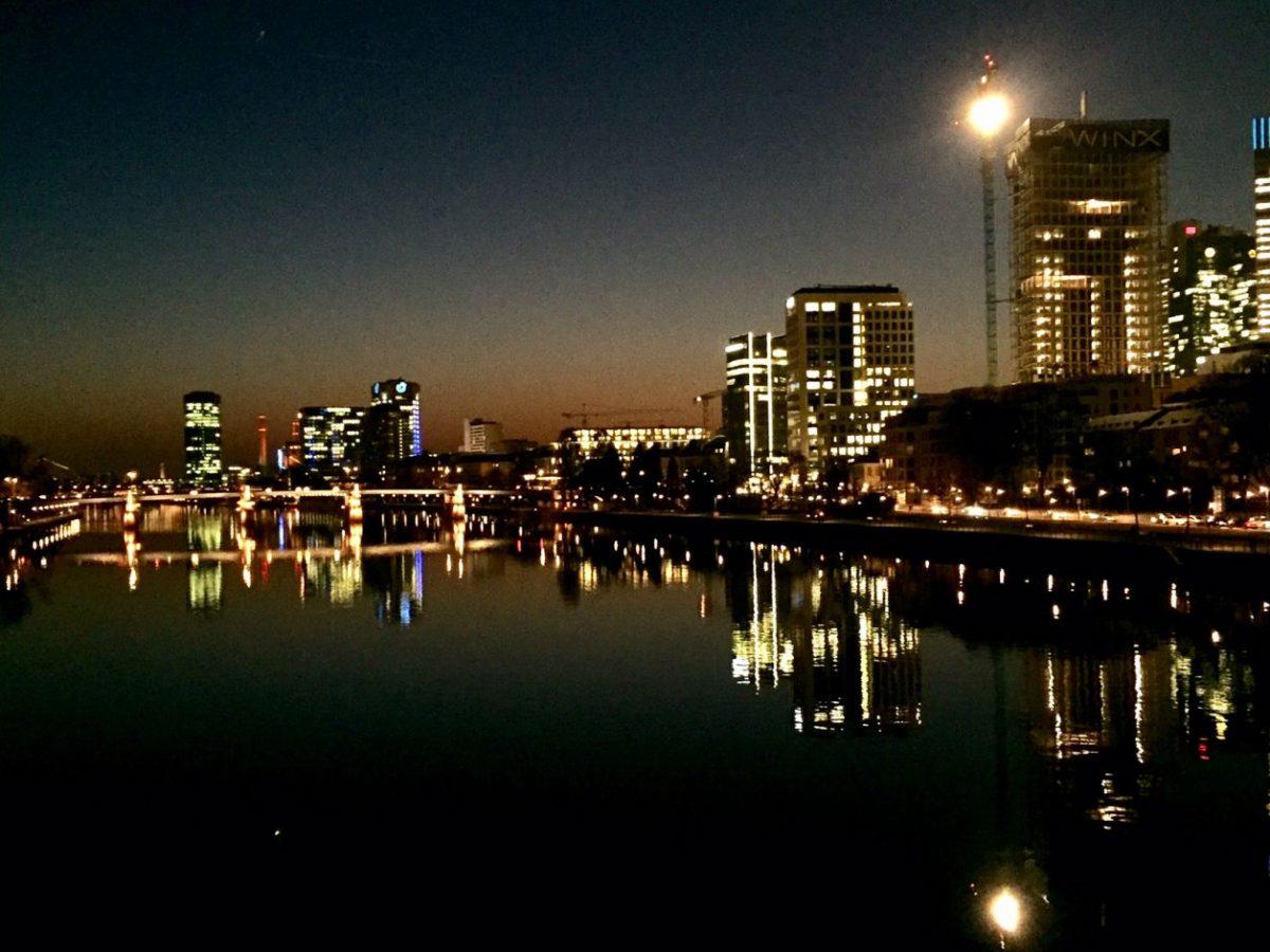 rio de frankfurt