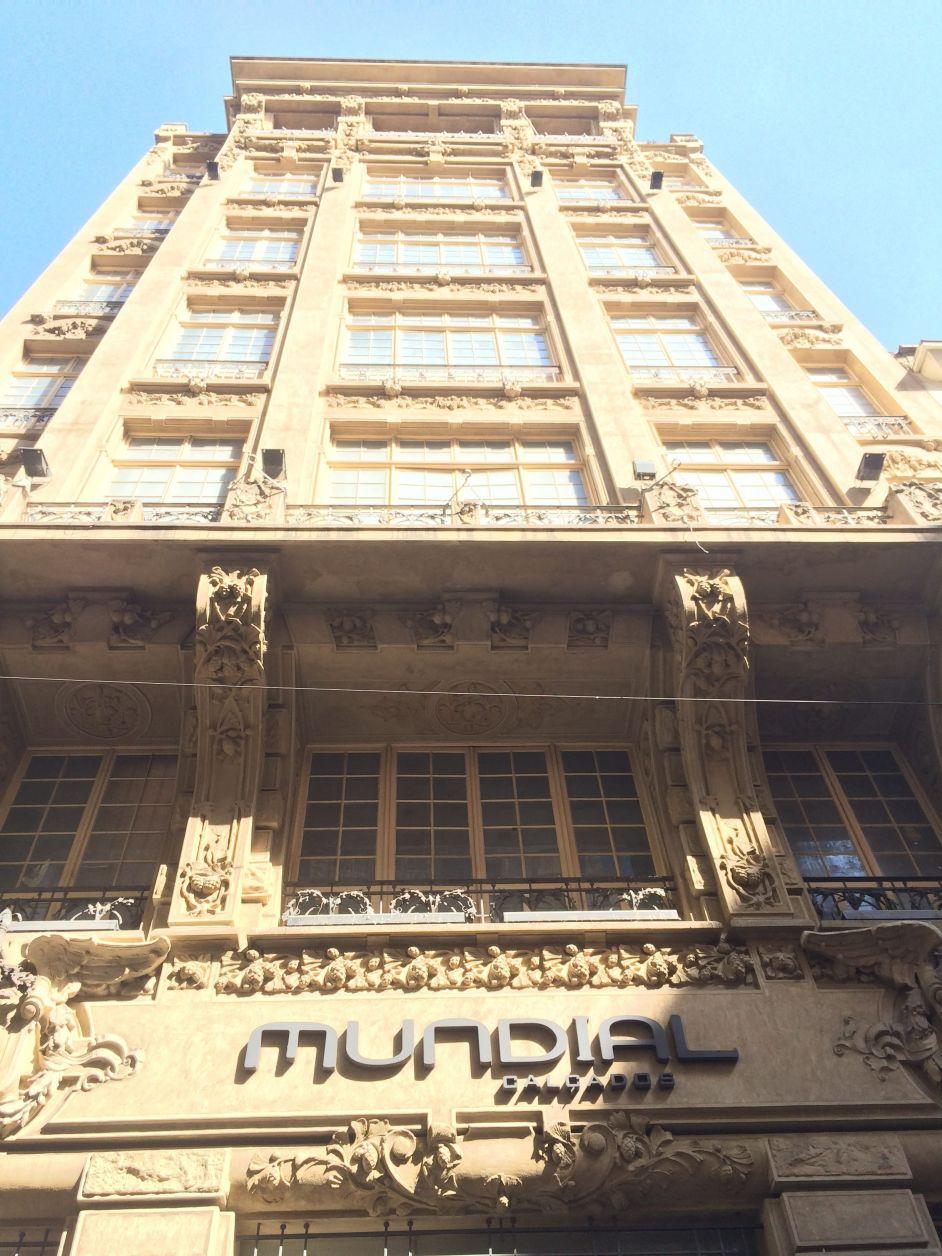 Edifício Guinle centro de sao paulo