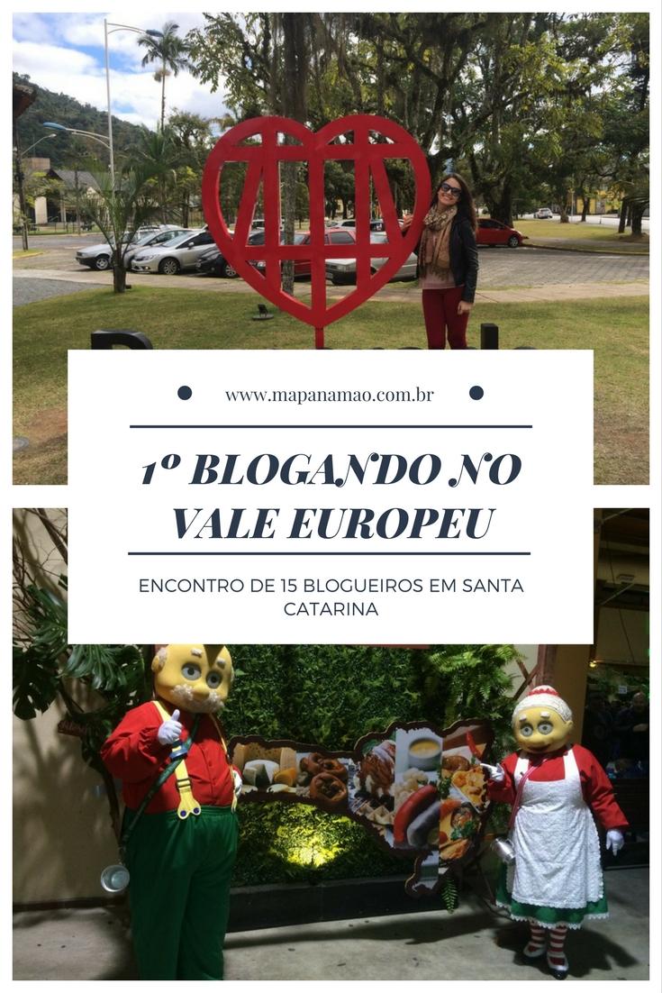 encontro de blogueiros em santa catarina