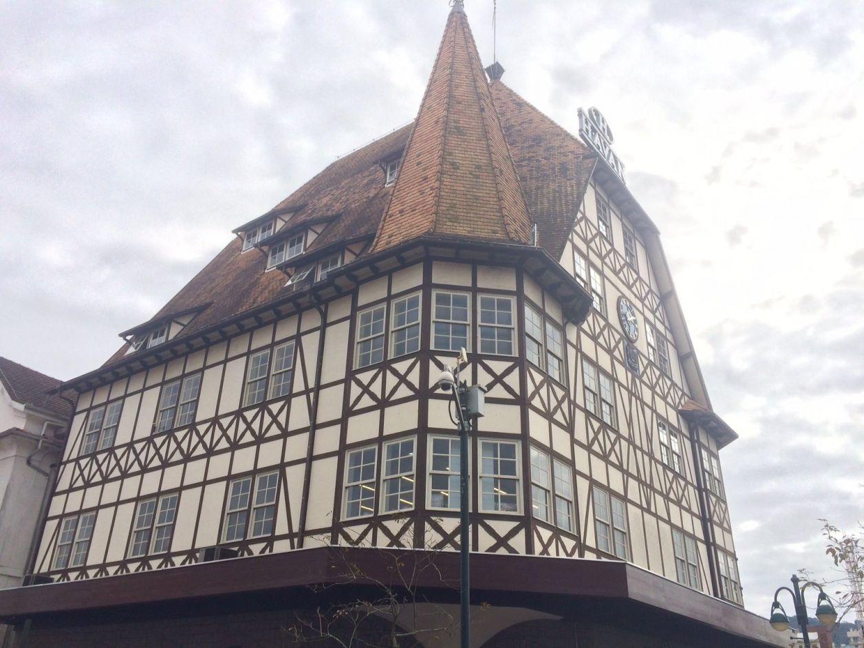 castelona da moelmann em Blumenau