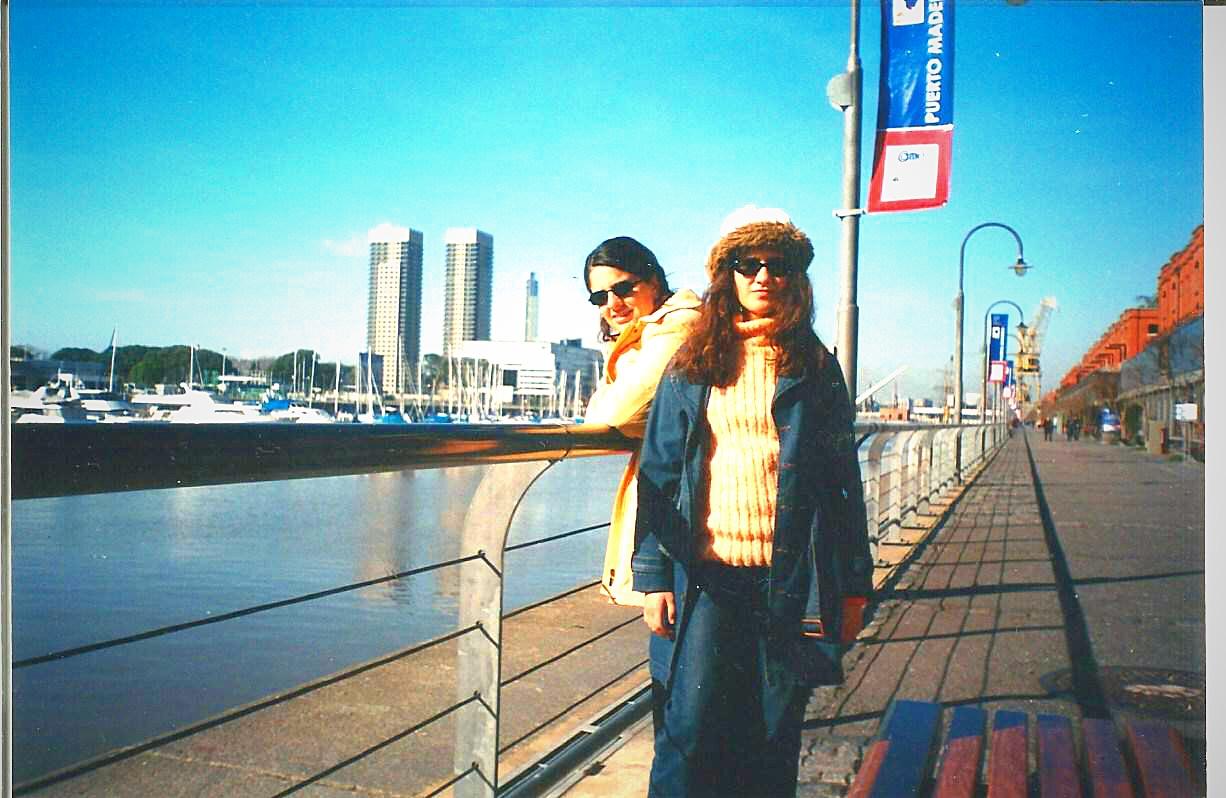 o que fazer em Buenos Aires: puerto madero
