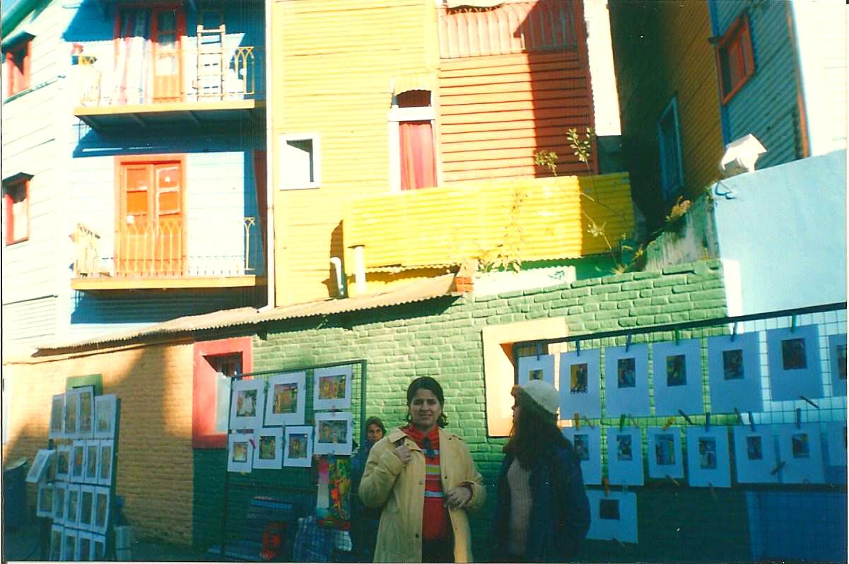 O que fazer em Buenos Aires: El Caminito