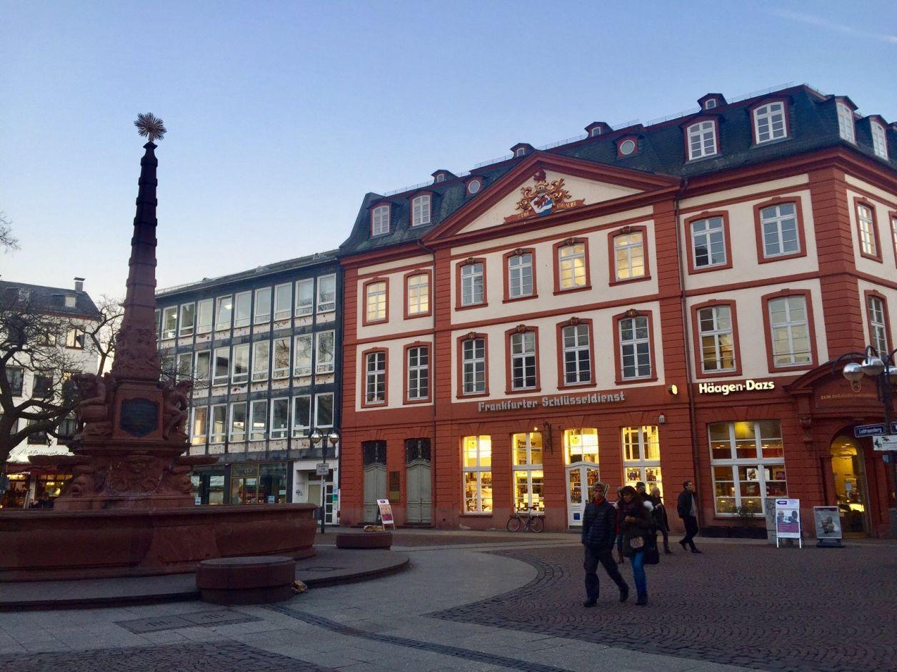 Frankfurt alemanha