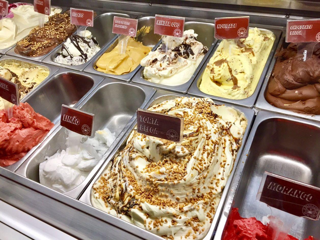 sorvetes em criciúma di cesa