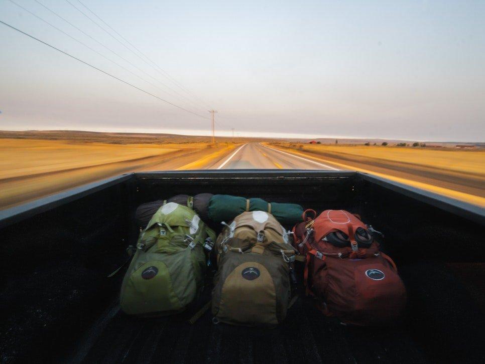 cuidados com as bagagens proteção