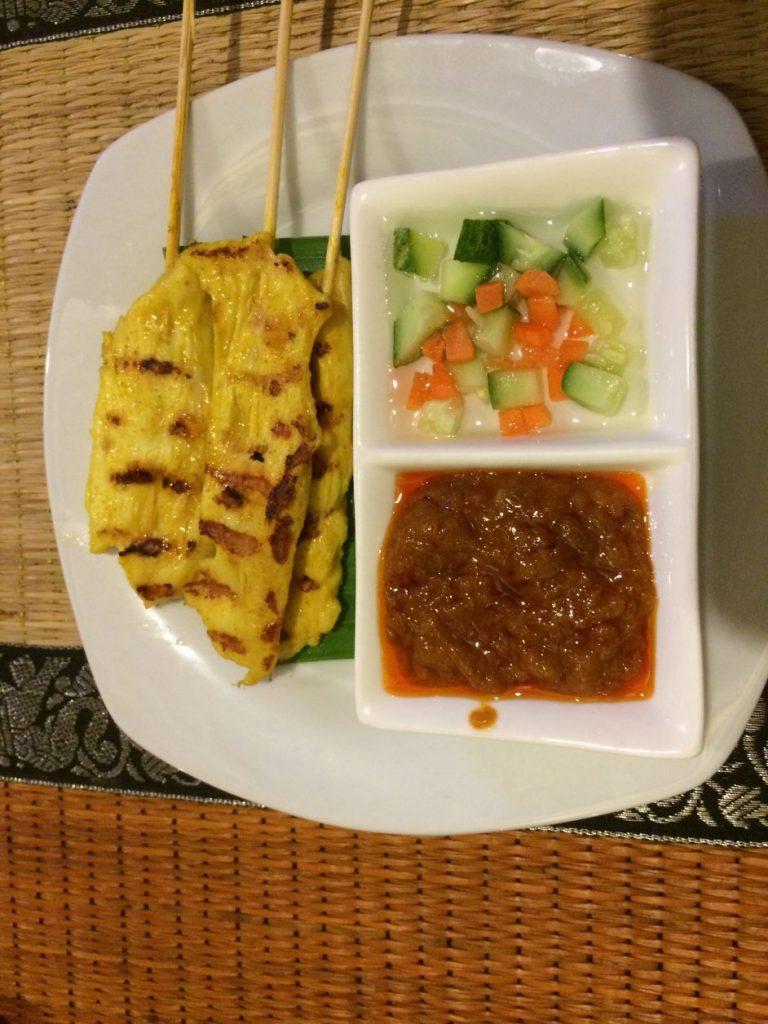 Comidas da Tailândia