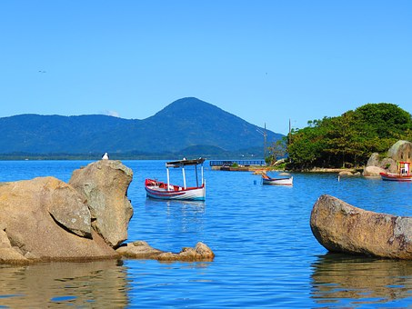 litoral de santa catarina