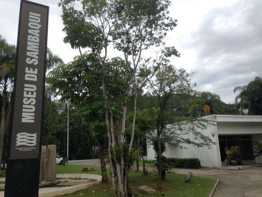 Museu sambaqui Joinville