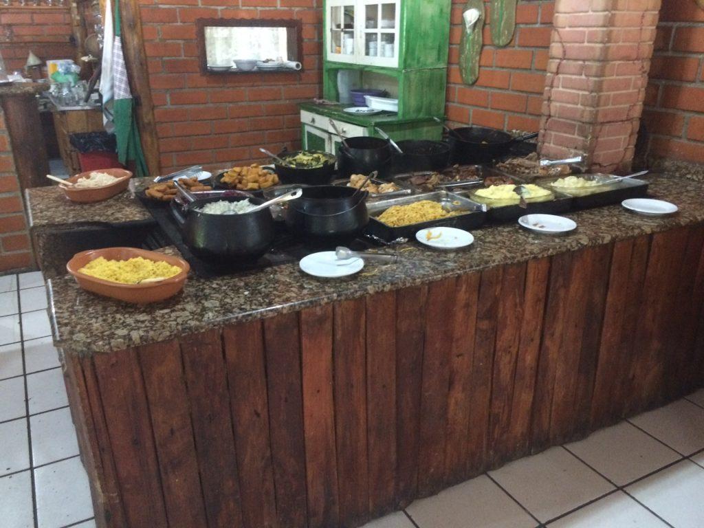 Restaurante em Joinville