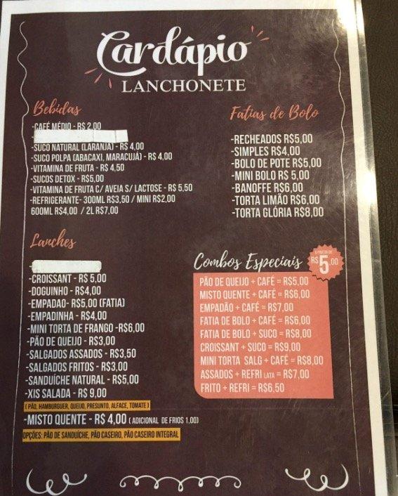 Café em Criciúma