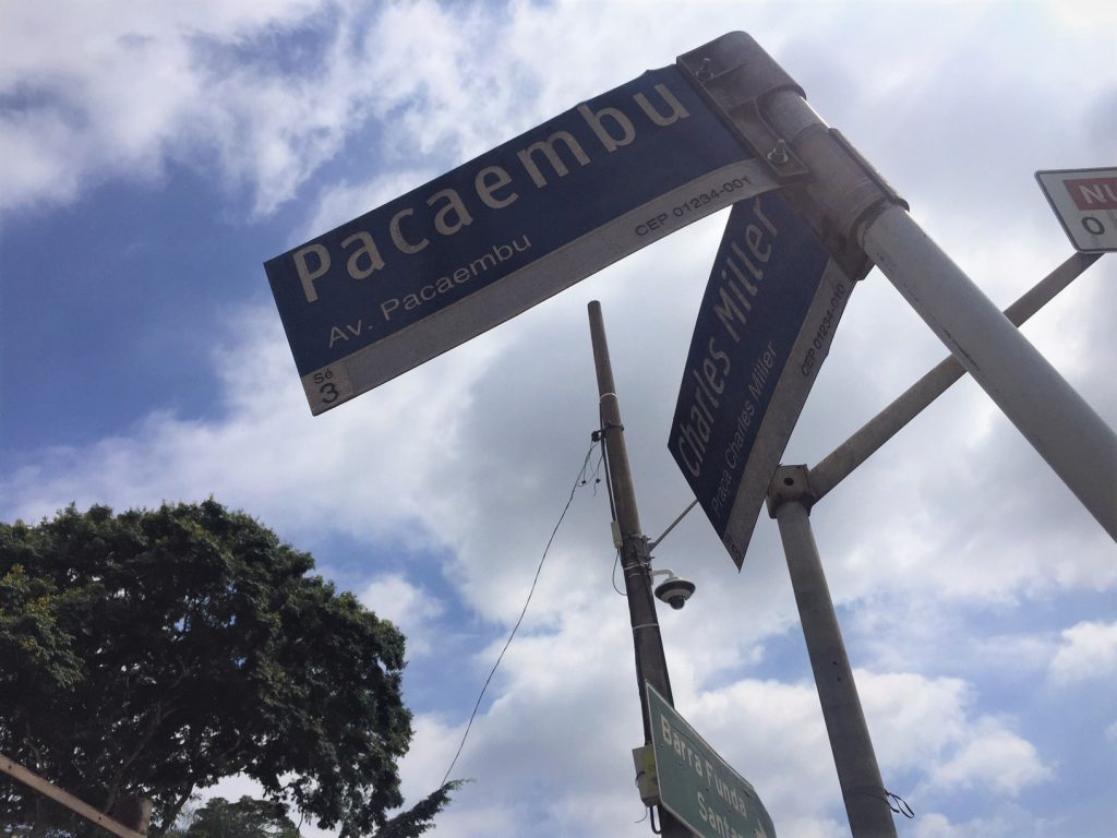 Roteiro por São Paulo