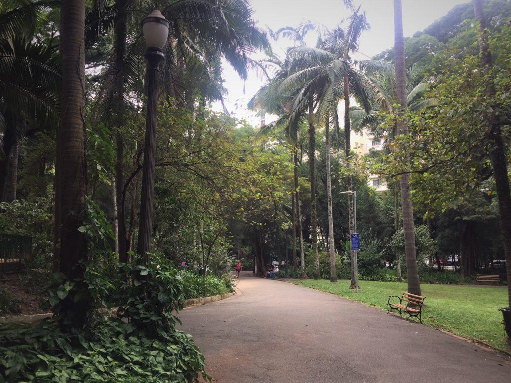 Parque Buenos Aires Higienópolis