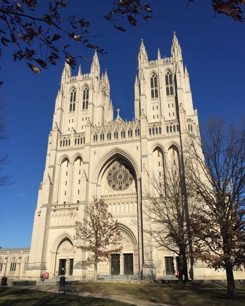 catedral nacional de washington passeios na capital dos estados unidos