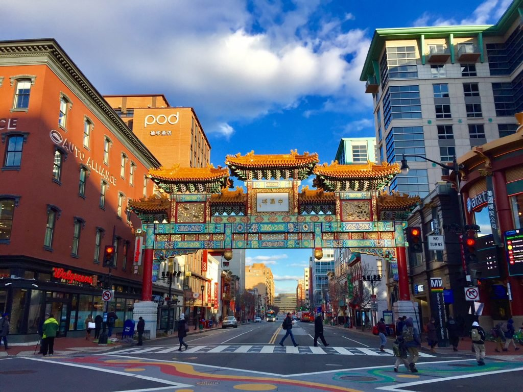 chinatown em washington dc
