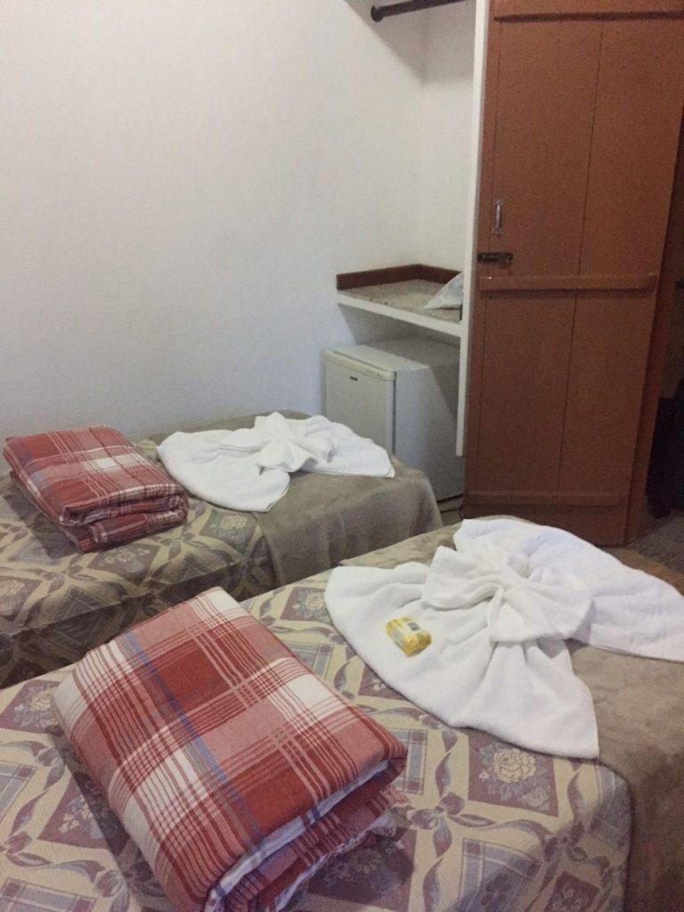 Hotel no Espírito Santo