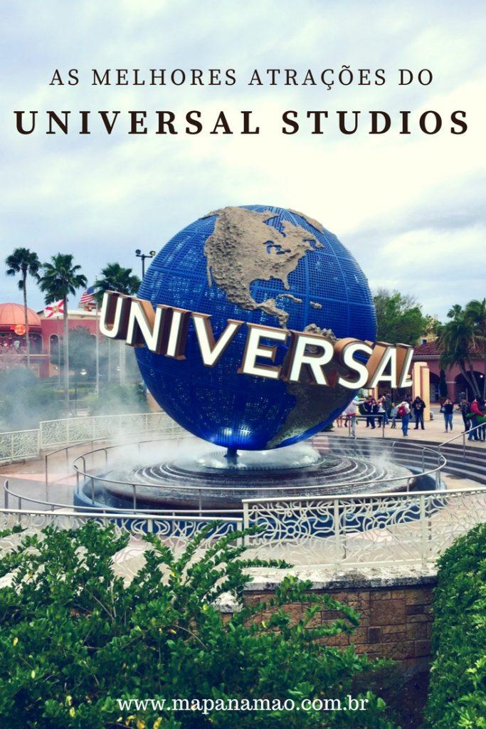 melhores atrações universal studios orlando