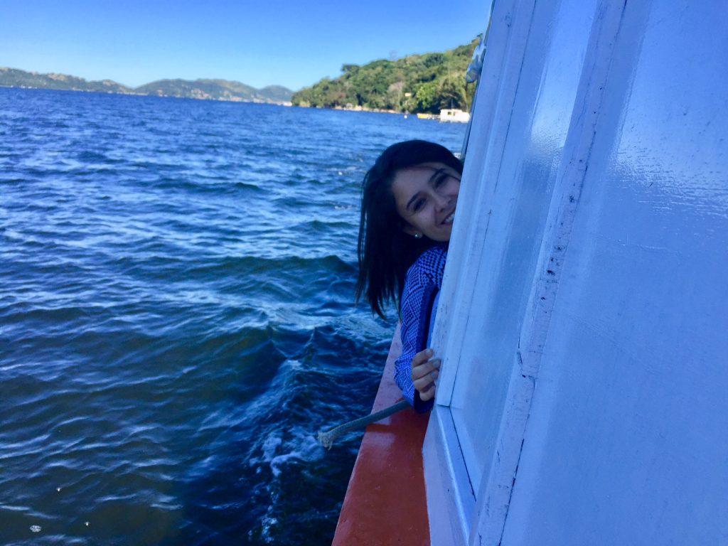 Barco Costa da Lagoa