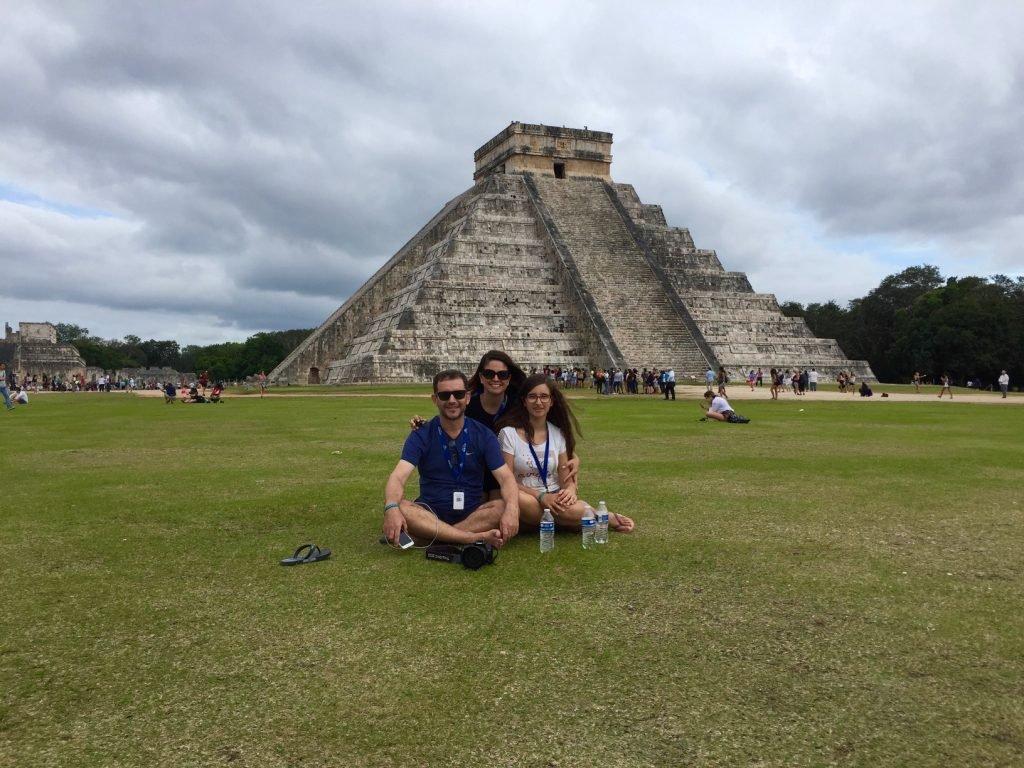 Chichen Itza no México