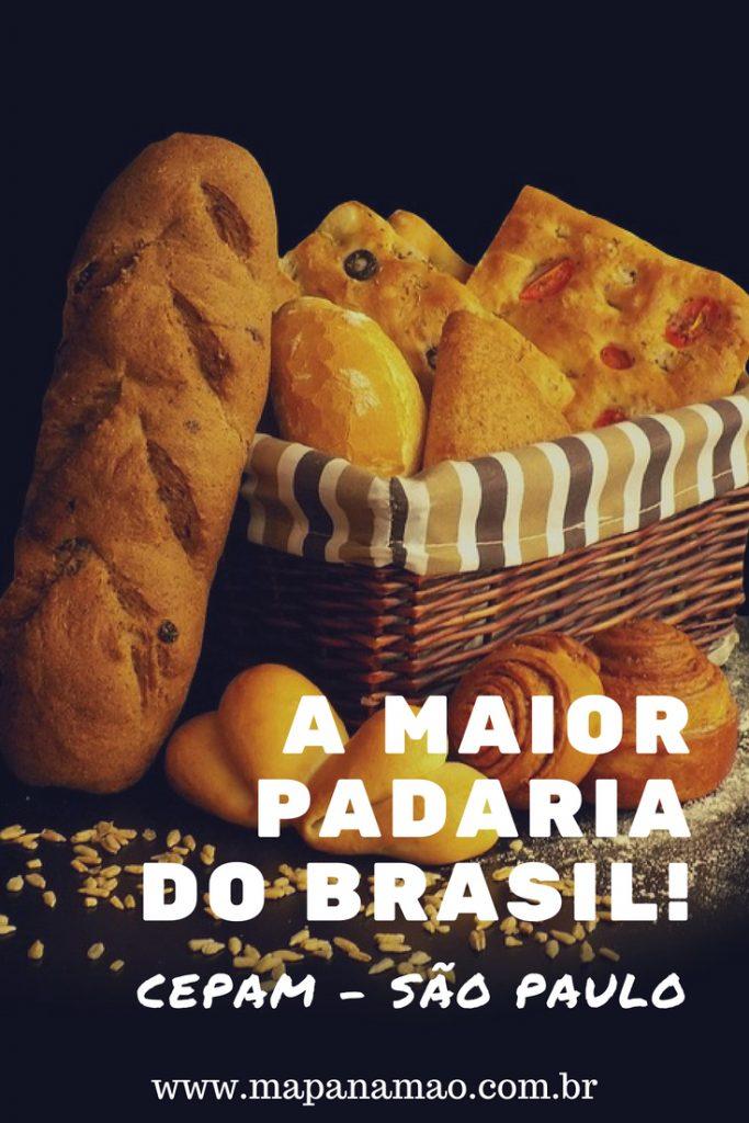 maior padaria do brasil