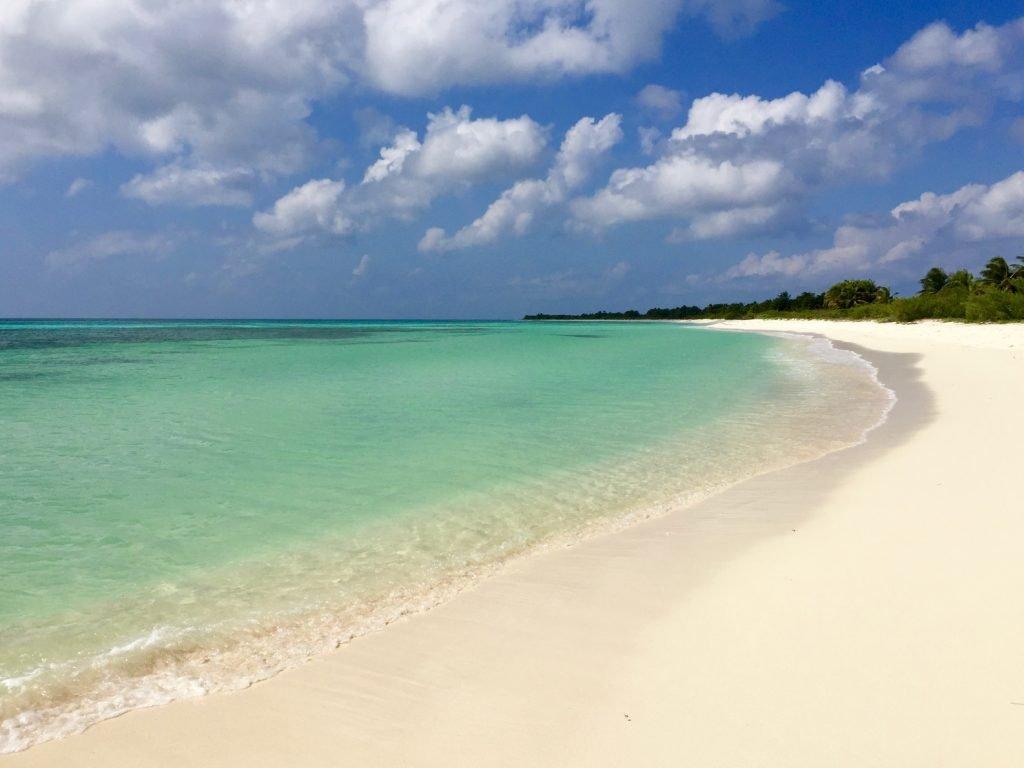 playa del cielo Cozumel Mexico