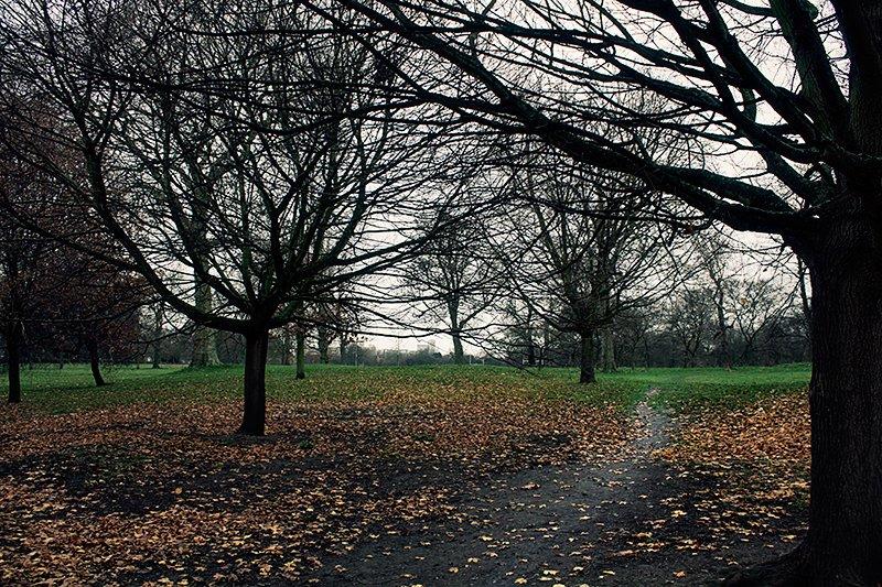 Regent's Park em Londres