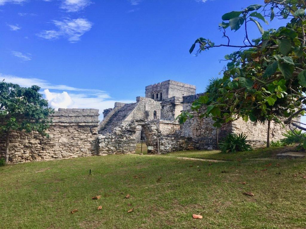 ruínas arqueológicas de Tulum México