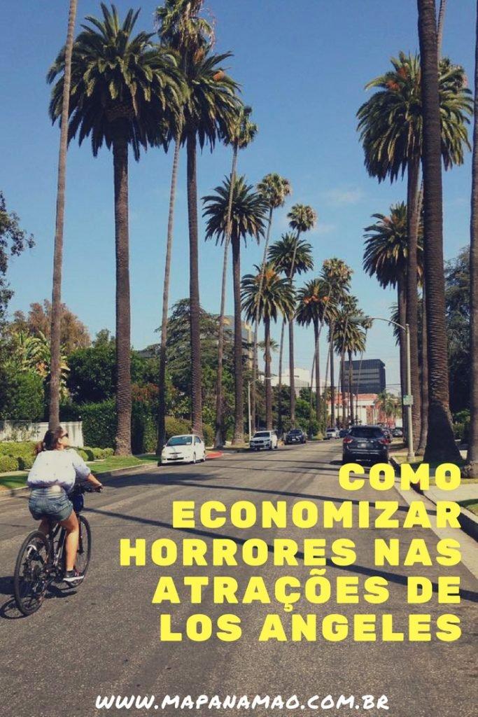 economizando em Los Angeles