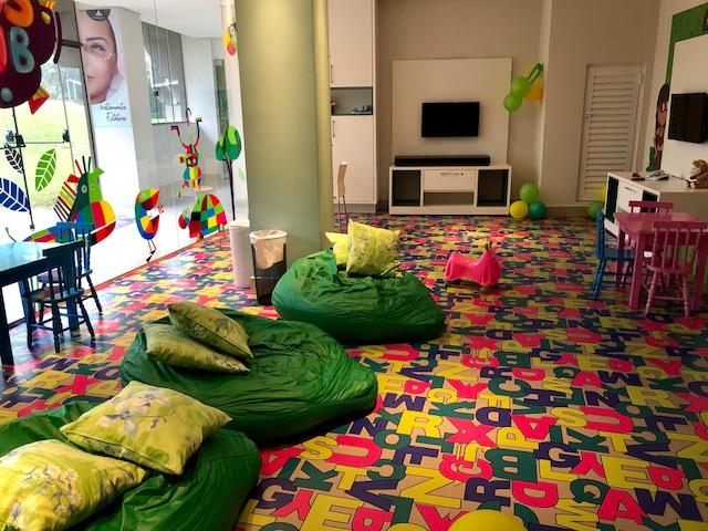 espaço kids hotel foz do iguaçu