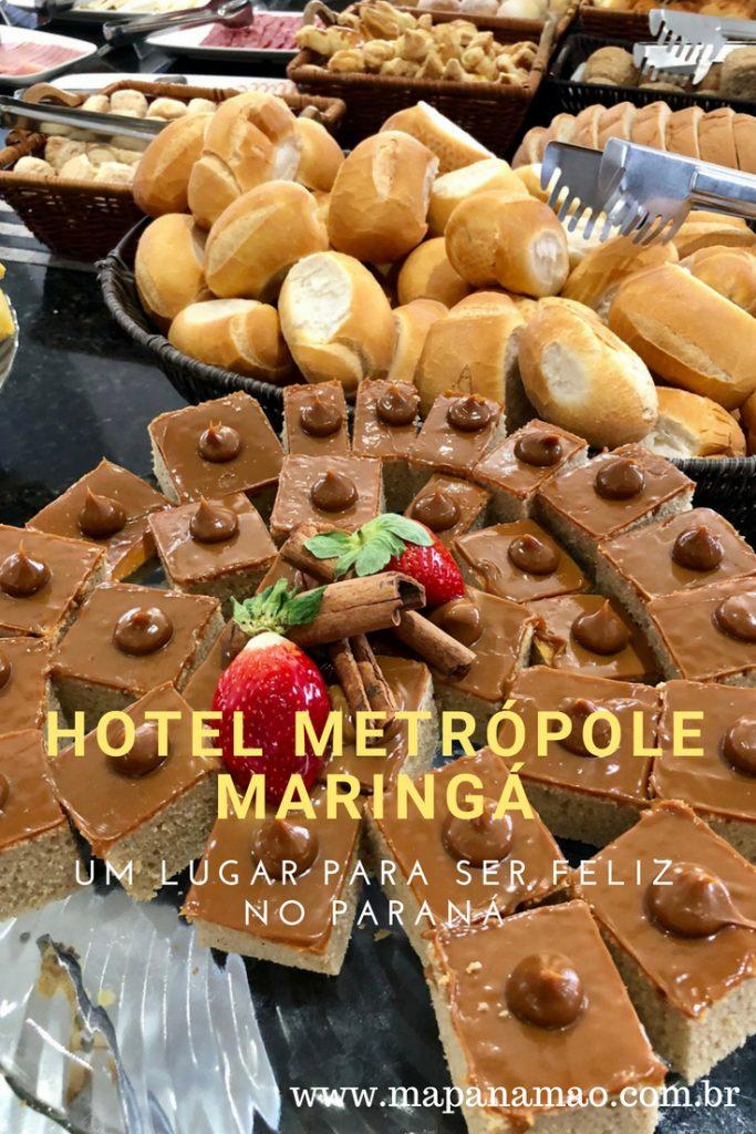hotel metropole maringa parana