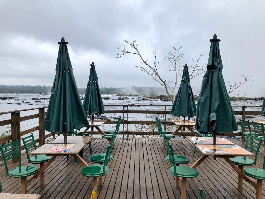 porto canoas parque nacional do iguaçu