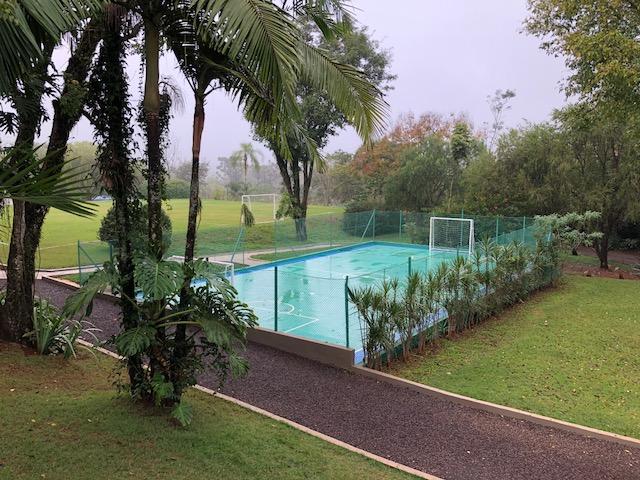 quadra de esporte hotel foz do iguaçu
