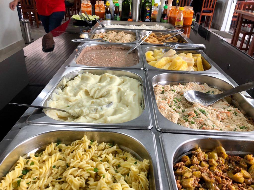 Restaurantes em Bonito - restaurante Marco Velho