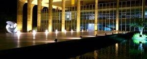 Visita guiada ao Palácio do Itamaraty em Brasília –  ganhou meu coração!