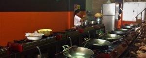 Aula de culinária tailandesa em Bangkok – muita comida e muita risada!